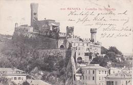 4811194Genova, Castello De Albertis. 1904. - Genova (Genoa)