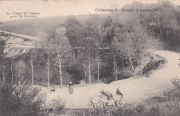 276736Collection Du Circuit D'Auvergne, La Virage De Tassan Près La Goutelle (voir Coins) - Andere Gemeenten