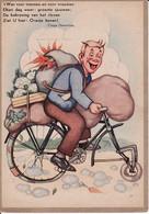 279299WO II Teksten Clinge Doorenbos – Illustratie Th. Leusen. 't Was Voor Mannen En Voor Vrouwen Elke Dag Weer : Groe - War 1939-45
