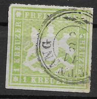 Württemberg, Guter  Wert Der Ausgabe Von 1865 - Wurttemberg