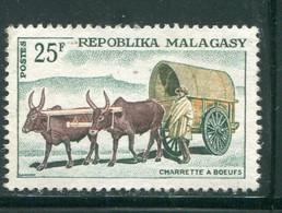 MADAGASCAR- Y&T N°415- Oblitéré - Madagaskar (1960-...)