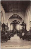 59 - B30026CPA - STEENWOORDE - Interieur Eglise - Très Bon état - NORD - Steenvoorde