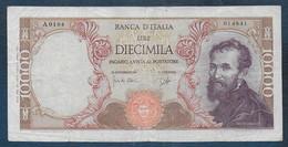 ITALIE - 10000 Lire  1962 - 10000 Lire