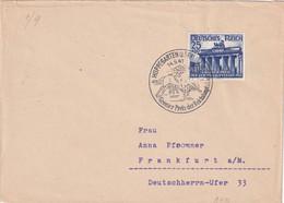 ALLEMAGNE 1941 LETTRE DE HOPPEGARTEN - Briefe U. Dokumente