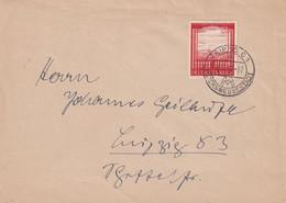 ALLEMAGNE 1942 LETTRE DE LEIPZIG - Briefe U. Dokumente