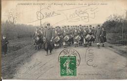 COMMERCY 155 ème Régiment D ' Infanterie - Commercy