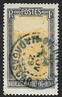 MADAGASCAR  1922-26  -  YT  139  - Filanzane - Oblitéré - Gebruikt
