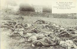 BATAILLE De La MARNE - Champ De Bataille De L'Est Du Chemin De Pargny-sur-Saulx - Manoeuvres