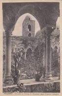 8451) PALERMO - Chiostro E Chiesa S. Giovanni Degli Eremiti - Very Old DETTAGLIO !! - Palermo