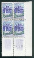 Lot 2418 France Coin Daté N°1241 Du 30/12/1959 (**) - 1960-1969
