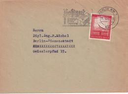 ALLEMAGNE 1941  LETTRE DE BERLIN - Briefe U. Dokumente