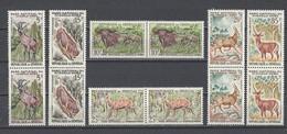 SENEGAL. YT   N° 198/203   Neuf **  1960 - Senegal (1960-...)