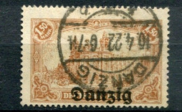 Danzig Mi# 10 Gebraucht/used - Post Office Berlin - Danzig