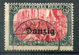 Danzig Mi# 15 Gebraucht/used - State Anniversary - Danzig