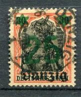 Danzig Mi# 18 Gebraucht/used - Germania - Danzig