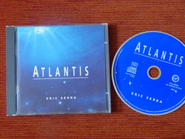 CD BOF/OST - ATLANTIS - ERIC SERRA - VIRGIN 30867 - 1991 - Musica Di Film