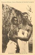 AFRIQUE RUANDA JEUNE MERE ET SON FILS - Rwanda