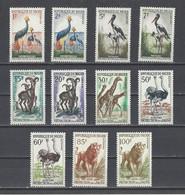 NIGER.  YT  N° 96A/108 (manque N° 96A-100A)  Neuf **  1959 - Niger (1960-...)