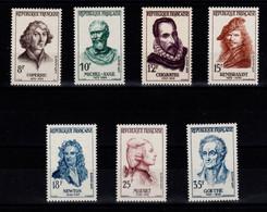 YV 1132 à 1138 N** Cote 10,50 Euros - Unused Stamps
