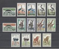 NIGER.  YT  N° 96A/108   Neuf **  1959 - Niger (1960-...)