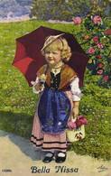 DESTOCKAGE  BON LOT 100 CPA FANTAISIE  Fillettes  (toutes Scanées ) - 100 - 499 Postkaarten