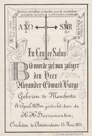 A E Barge-manchester-amsterdam 1871 - Devotion Images