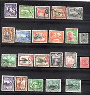 Guyana 22  Oblitérés Et Neufs  Colonie - Lots & Kiloware (max. 999 Stück)