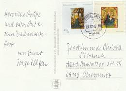 Ganzsache, Postkarte 2005 - Privatpostkarten - Gebraucht