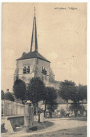 CPA   ASY  L'Eglise - Andere Gemeenten