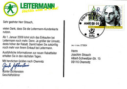 Ganzsache, Postkarte - Privatpostkarten - Gebraucht