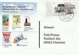 Ganzsache, Postkarte 2006 - Privatpostkarten - Gebraucht