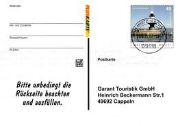 Ganzsache, Postkarte 2007 - Privatpostkarten - Gebraucht