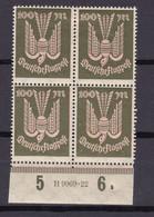 Germany - Reich 1920/1923 - 1923 Year _ Michel 237 HAN - MH - Ungebraucht