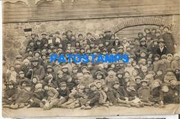167509 RUSSIA BIELORRUSIA BRASLAW COSTUMES CHILDREN JUDAICA 17 X 11 CM PHOTO NO POSTAL POSTCARD - Russia