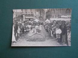 CARTE PHOTO VENDEE LES SABLES D OLONNE CONCOURS DE SABLE  NEUVE SUPERBE - Sables D'Olonne