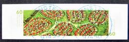 "Bund/BRD Januar 2021 Selbstklebender Zusammendruck ""Siedlung In Lübeck"" MiNr 3583/4, Ersttagsgestempelt - Used Stamps"