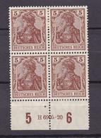 Germany - Reich 1920/1923 - 1920 Year _ Michel 140 HAN - MH - Ungebraucht