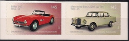 2015 Deutschland Germany Mi. 3148-7  **MNH  Bookletstamp  Klassische Deutsche Automobile - Unused Stamps