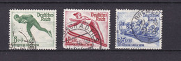Germany - Third Reich 1933/1945 - 1935 Year _ Michel 600/602 - Used - Used Stamps