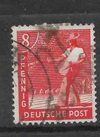 SBZ, Guter Wert  Der Bezirksstempel- Aufdruck-Ausgabe Von 1948 Für Leipzig Postamt 1, Signiert - Sovjetzone