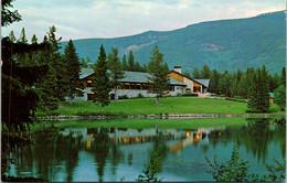 Canada Alberta Jasper Park Lodge And Lac Beauvert - Jasper