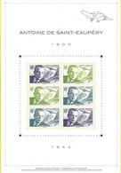 Bloc-feuillet De 2021 Neuf** Antoine De Saint Exupéry Avec 6 Timbres - Neufs