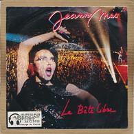 "7"" Single, Jeanne Mas - La Bete Libre - Rock"