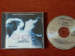 CD BOF/OST - GHOST - MAURICE JARRE - MILAN FCD CH 620 - 1990 - Musica Di Film