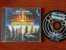 CD BOF/OST - LE CINQUIEME ELEMENT - ERIC SERRA - 8442902 - 1997 - Musica Di Film