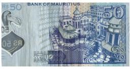 (YY 2) Mauritius / Ile Maurice Banknote - 50 Rs - Mauritius