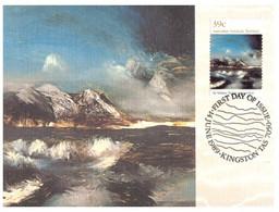 (YY 1) Australia  AAT (early Maxicard) Sky (4 Cards) - Tarjetas – Máxima