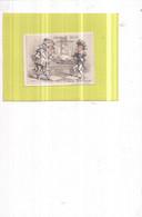 Chromo Chocolat IBLED - PARIS-MONDICOURT   Le Roti - (chromolithographie) - Ibled
