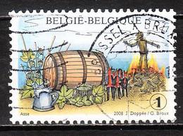 3800  Hopduvelfeesten Te Asse - Bonne Valeur - Oblit. - LOOK!!! - Used Stamps