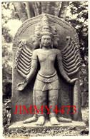 CPA - ANGKOK THOM Cambodge - HEVAJARA , Superviseur Du Buddhisme Mohayana 1969 - Edit. Siemreap  Angkor - Cambodge